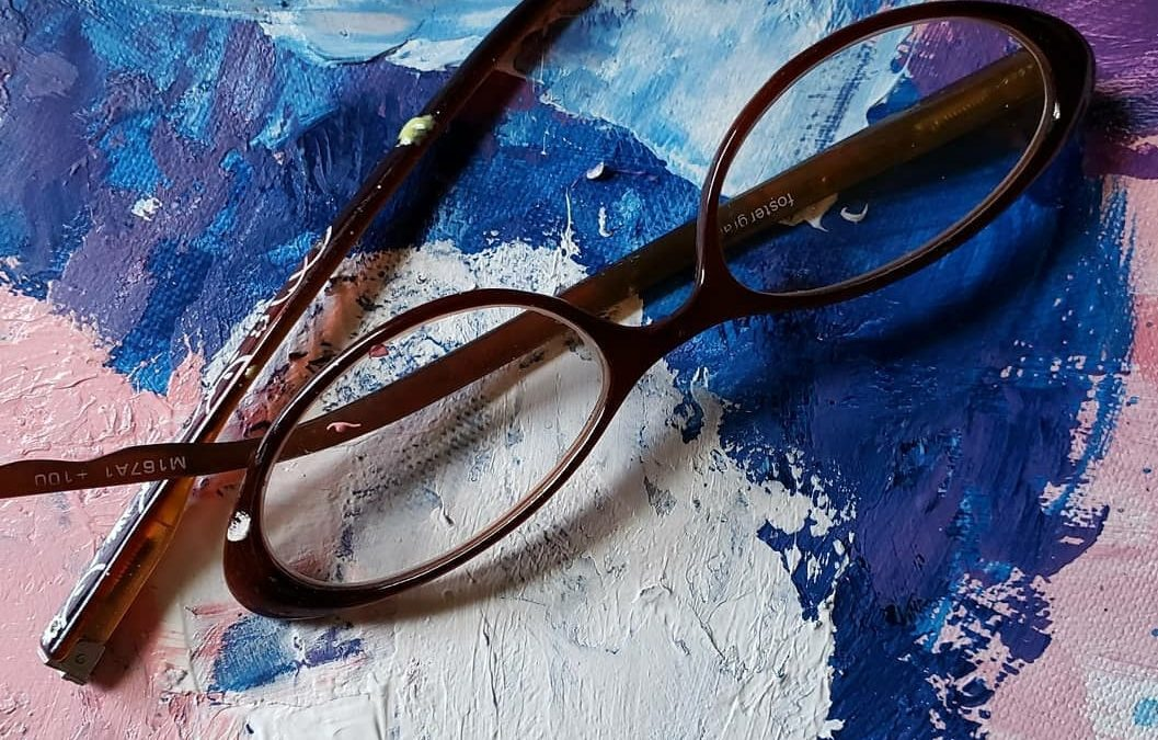 My art is stupid: Broken Glasses