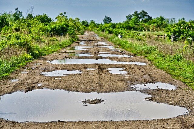Potholes and Repairs